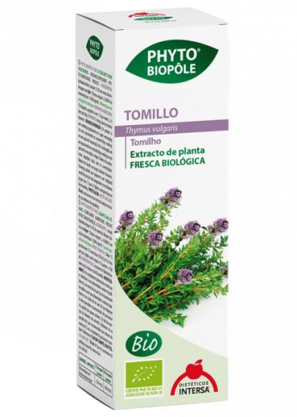 Extract BIO de cimbru, 50 ml Phyto-Biople [1]