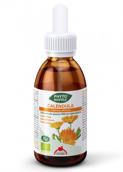 Extract BIO de galbenele, 50 ml Phyto-Biople [0]