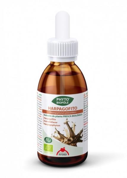 Extract BIO de gheara diavolului, 50 ml Phyto-Biople [0]