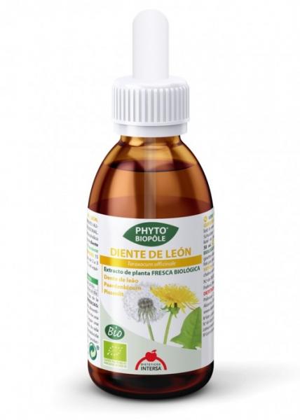 Extract BIO de papadie, 50 ml Phyto-Biople [0]