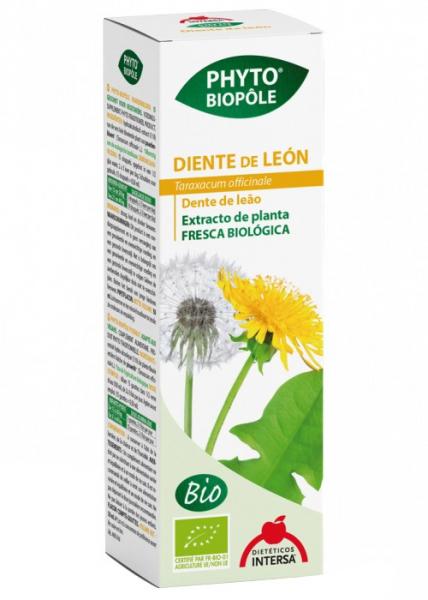 Extract BIO de papadie, 50 ml Phyto-Biople [1]