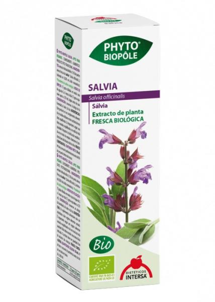 Extract BIO de salvie, 50 ml Phyto-Biople [1]