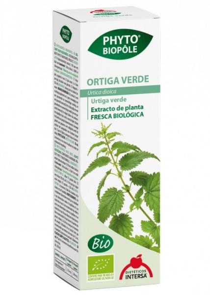 Extract BIO de urzica verde, 50 ml Phyto-Biople [1]