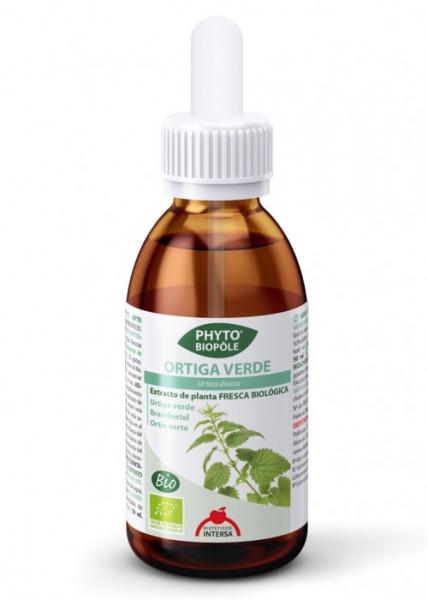 Extract BIO de urzica verde, 50 ml Phyto-Biople [0]