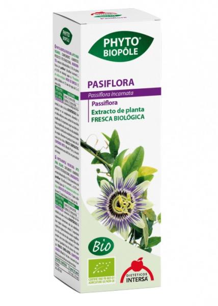 Extract BIO din floarea pasiunii, 50 ml Phyto-Biople [1]