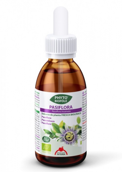 Extract BIO din floarea pasiunii, 50 ml Phyto-Biople [0]