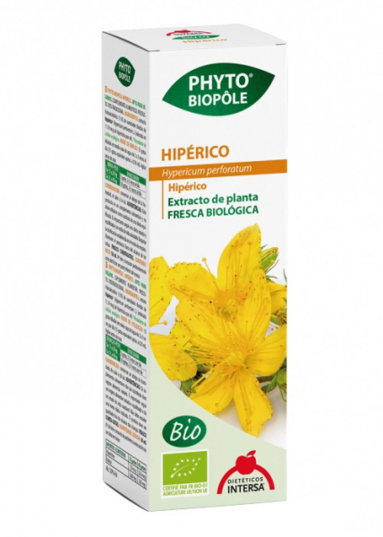 Extract BIO din sunatoare, 50 ml Phyto-Biople [1]