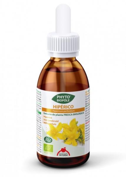 Extract BIO din sunatoare, 50 ml Phyto-Biople [0]
