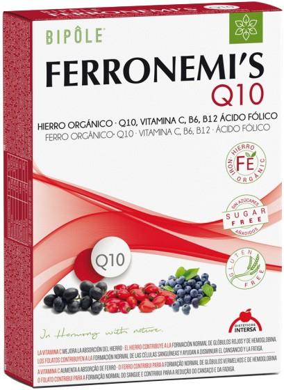 FERRONEMI`S Q10, 200ML 20X10ML BIPOLE [0]
