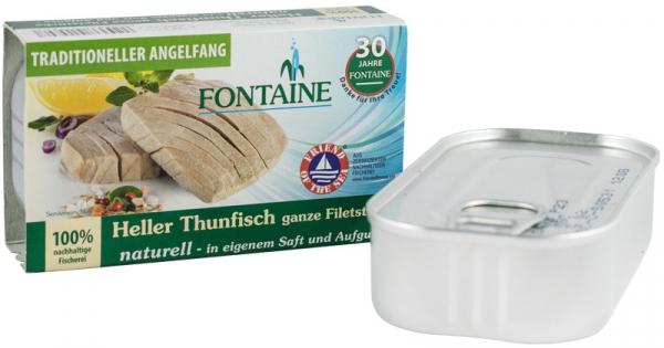 File De Ton, Bucati Intregi, 120G Fontaine [0]
