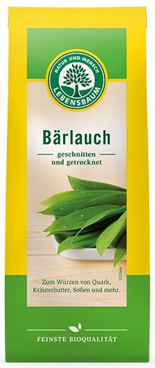 frunze maruntite de leurda, BIO, 15 g LEBENSBAUM [0]