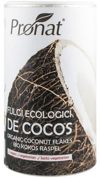 Fulgi de cocos BIO, 380g [0]