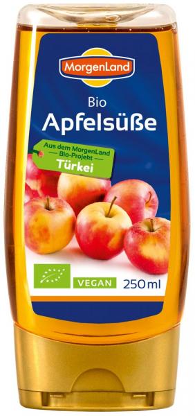 Indulcitor din suc concentrat de mere, Bio, 250 ml MORGENLAND [0]
