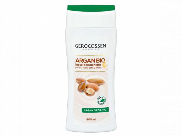 Lapte demachiant Argan Bio 200 ml [0]