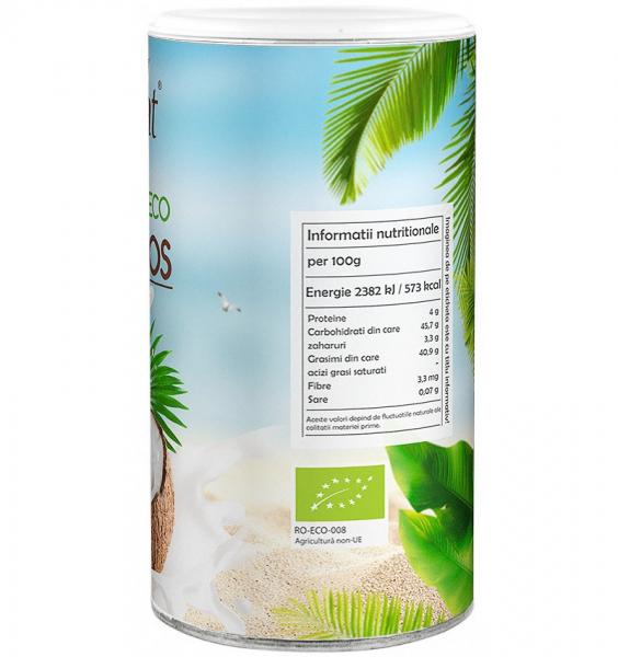 Lapte praf BIO de cocos, 200 g [1]
