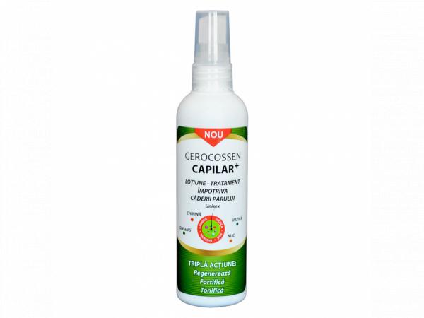 Lotiune impotriva caderii parului Capilar+ 125 ml [0]