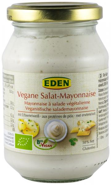Maioneza BIO vegan pentru salata 250 ml Eden [0]
