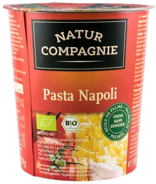 Mancare la cana - Paste Napoli BIO NATUR COMPAGNIE [0]