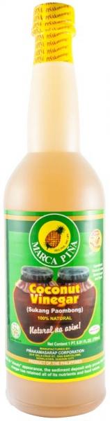MARCA PINA - Otet de cocos 100% natural,  750 ml [0]