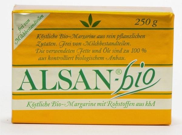 Margarina BIO, 250 g ALSAN [0]