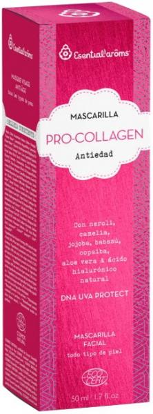 Masca faciala antiaging, Pro Collagen, 50 ml Esential'arôms [0]