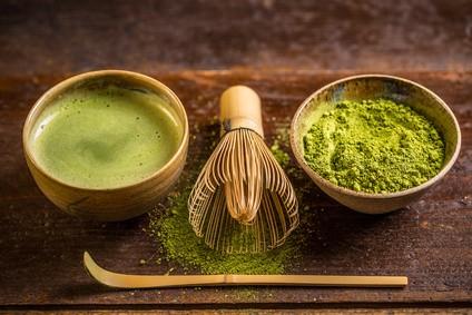 Matcha - Pulbere fina de ceai verde japonez bio, 30g Arche [1]