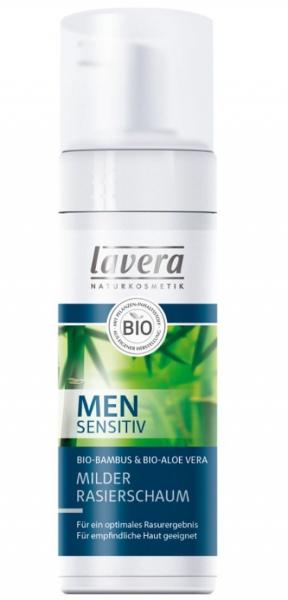 MEN Sensitiv - Spuma de ras, 150 ml Lavera [0]