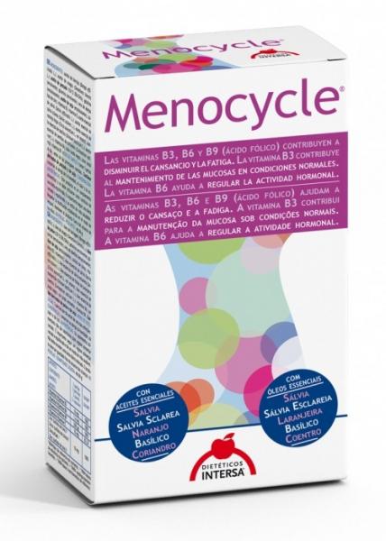 Menocycle, 60 comprimate Dieteticos Intersa [0]