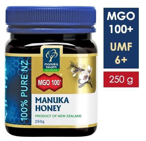 Miere de Manuka MGO 100+ UMF 6+ (250g) [0]