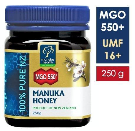 Miere de Manuka MGO 550+ UMF 16+ (250g) [0]