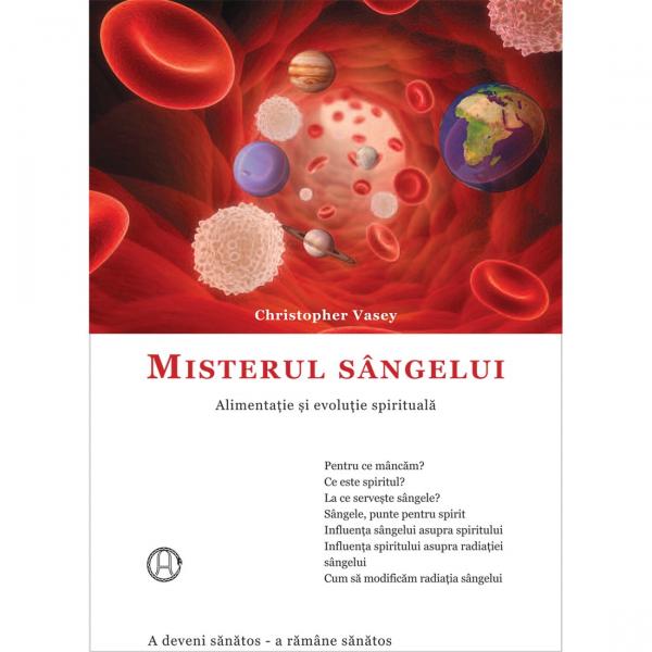Misterul sangelui, Christopher Vasey [0]
