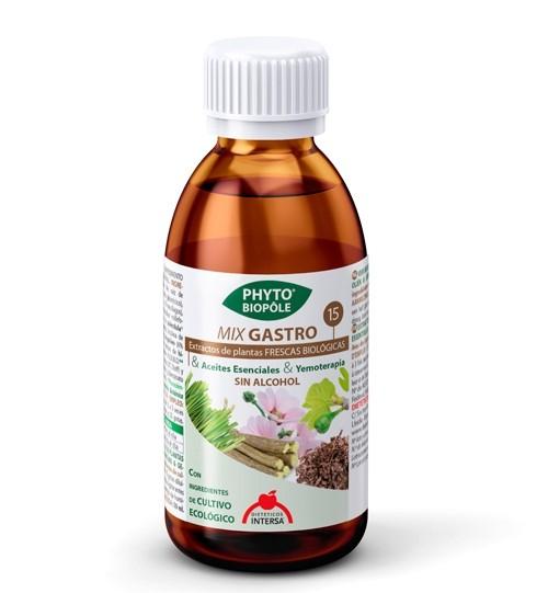 MIX 15 DIN PLANTE, GASTRO, DIGESTIE, 50 ML Phyto-Biople [0]