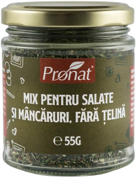 Mix De Condimente Pentru Salate Si Mancaruri, Fara Telina, 55G [0]