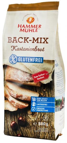 Mix pentru paine cu faina de castane, 500 g  HAMMER MUHLE [0]