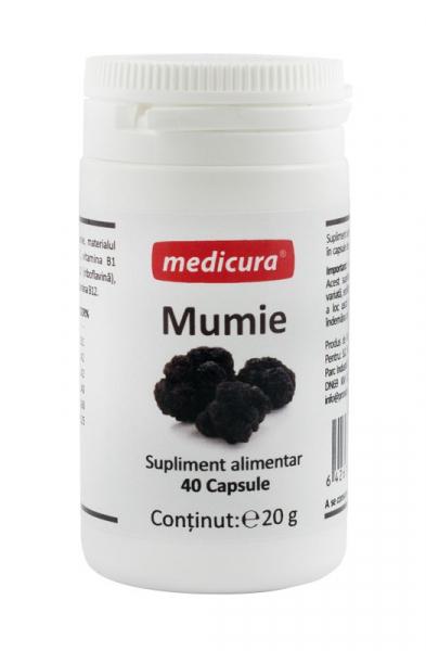Mumie, 40 capsule  Medicura [0]