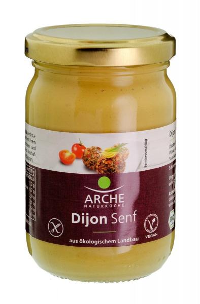 Mustar Dijon, bio, 200 ml ARCHE [0]