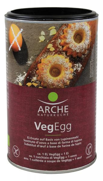 Ou vegan Vegegg, bio, 175g ARCHE [0]