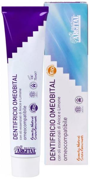 Pasta de dinti homeopatica Omeobital, 75 ml Argital [0]