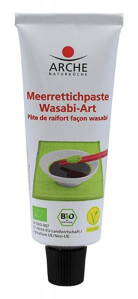 Pasta sos cu hrean Wasabi, bio, 50 g Arche [0]