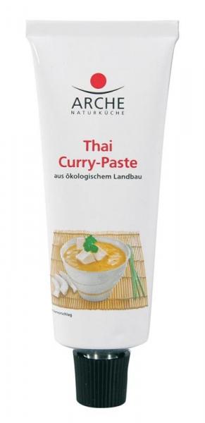 Pasta sos de Curry Thai, bio, 50g Arche [0]