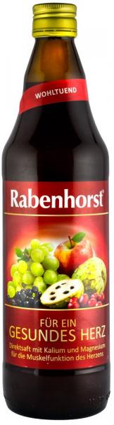 ,,Pentru o inima sanatoasa suc pur de fructe, 0.75L RABENHORST [0]