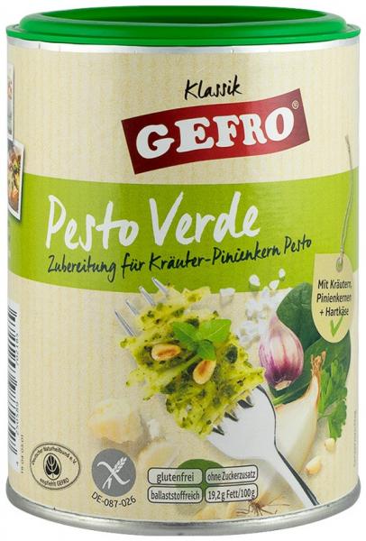 PESTO VERDE, 150G Gefro [0]