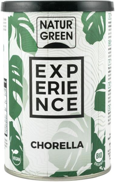 Pudra BIO de chlorella ,,Experience  165 g Natur Green [0]