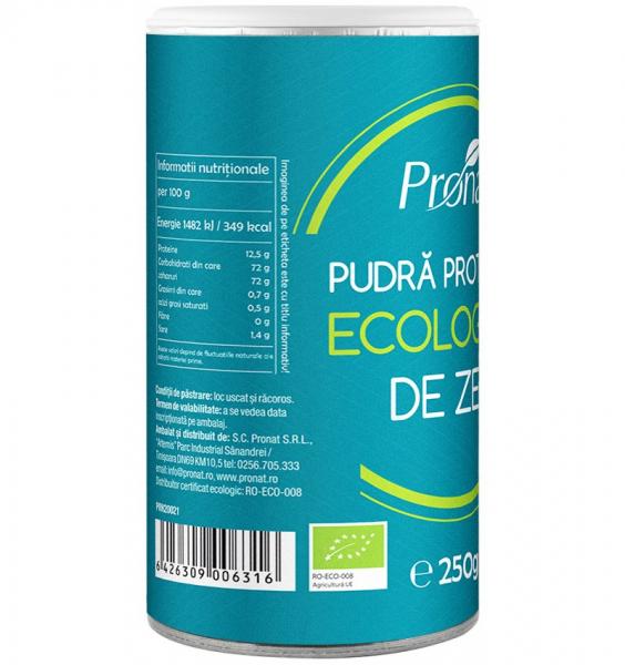 Pudra proteica de zer Bio, 250 g [2]