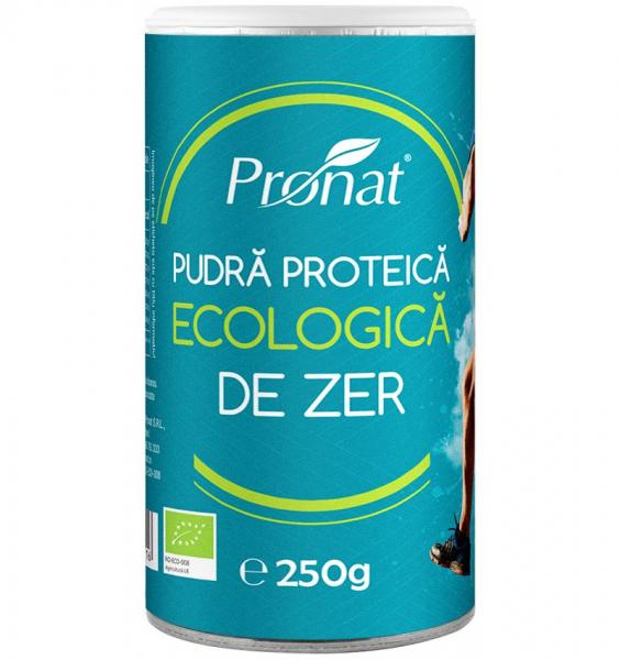 Pudra proteica de zer Bio, 250 g [0]