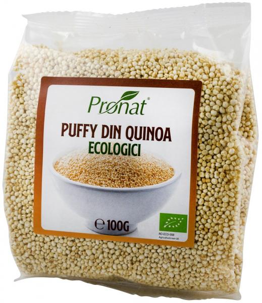 Puffy Bio Din Quinoa, 100G [0]