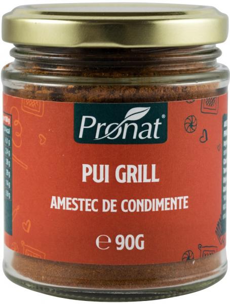 Pui Grill, Amestec De Condimente, 90G [0]