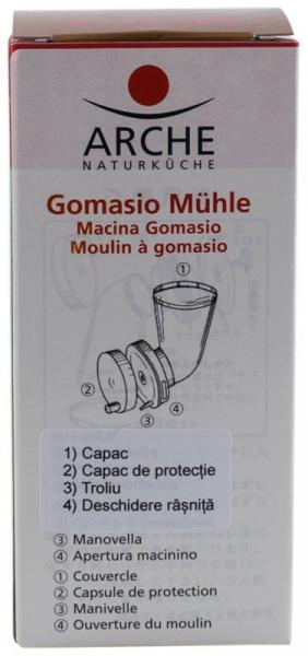 Rasnita manuala pentru Gomasio Arche Naturkuche [3]