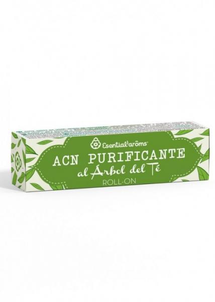 Roll On purificant antiacneic Arbore de ceai - ACN, 5 ml, Esential'arôms [0]