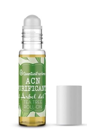 Roll On purificant antiacneic Arbore de ceai - ACN, 5 ml, Esential'arôms [1]